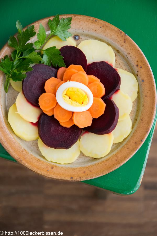 Venezolanische-salat