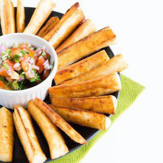 Yuca: Gekocht oder Frittiert