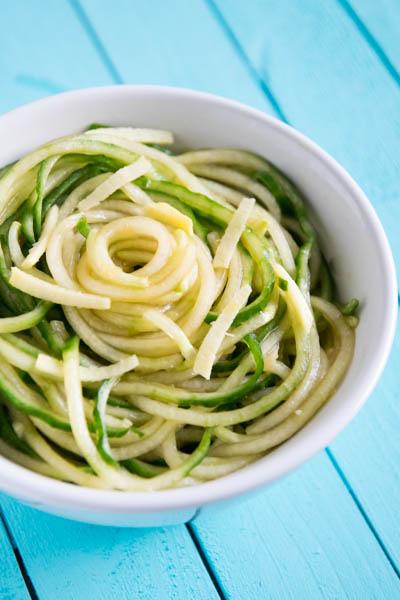 Gurken-salat-spiralschneider