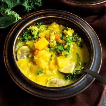 Gemüse- Curry
