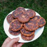 Quinoa- Quark- Buletten (vegetarisch)