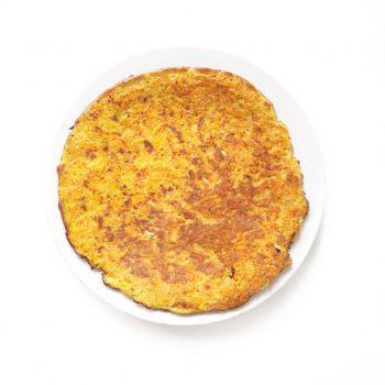 Karotten- Tortilla