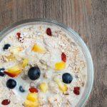 Quinoa zum Frühstück (Glutenfrei Frühstück)