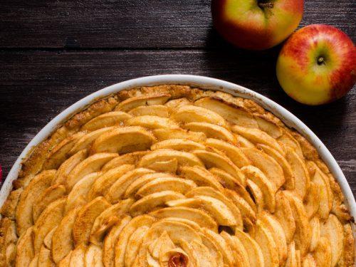 Apfelkuchen Mit Murbeteig 1000leckerbissen