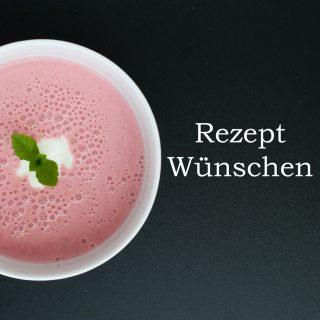 Rezept Wünschen