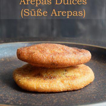 Arepas Dulces (Süße Arepas)